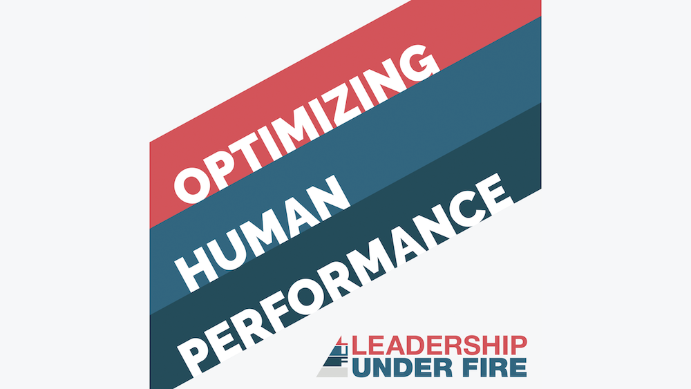 Leadership Under Fire podcast with Ben Oliva